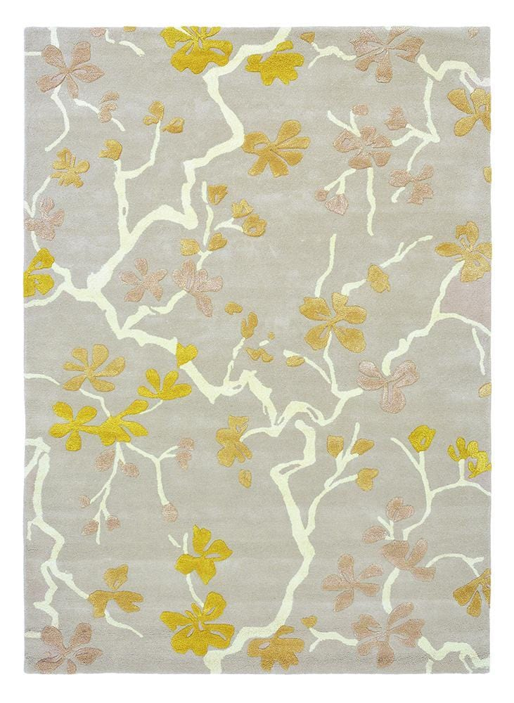 Sanderson Anthea Rug No.47106 in Saffron