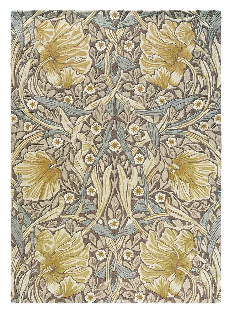 William Morris - Pimpernel Rug in Bullrush