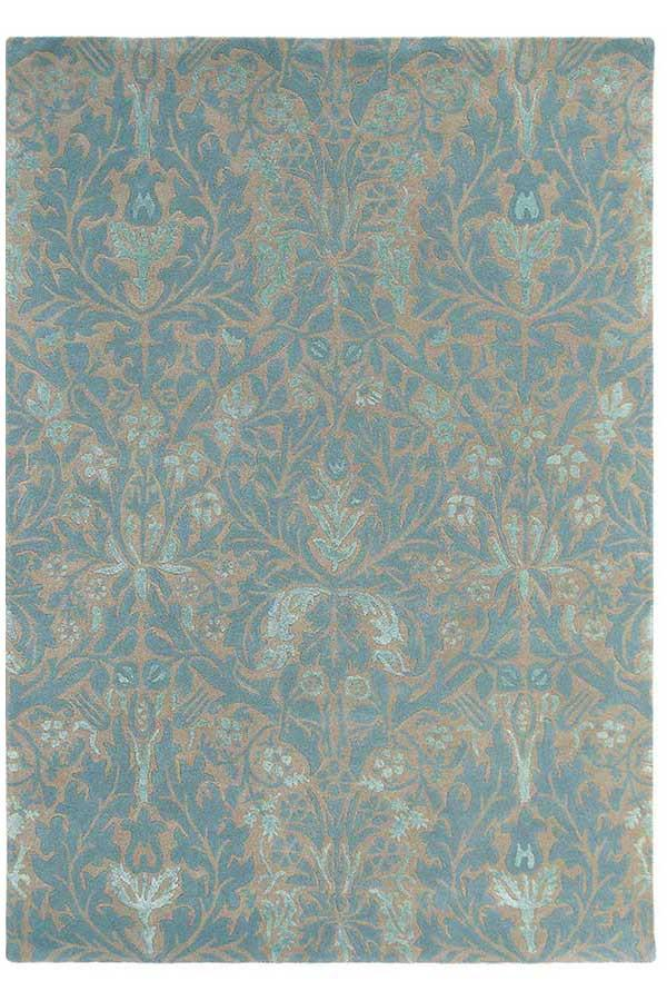 Morris & Co Autumn Flowers : 27508