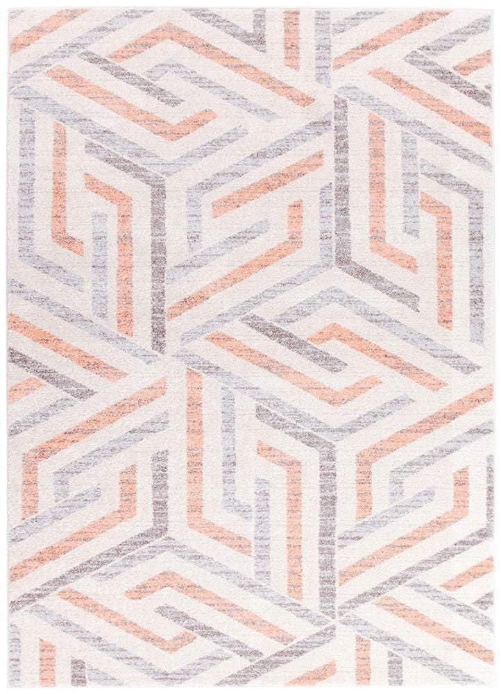 Dimensions in Maze Pink