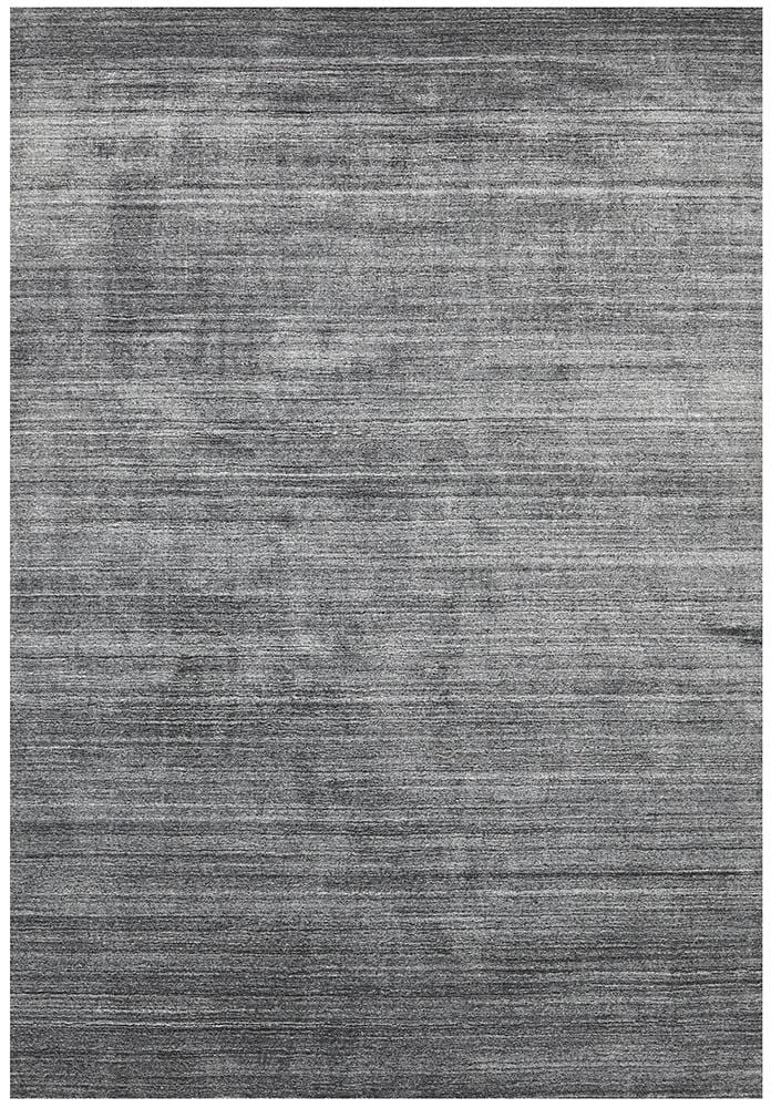 Havana Wool & Silky Viscose Dark Grey Rug - Cheapest Rugs Online