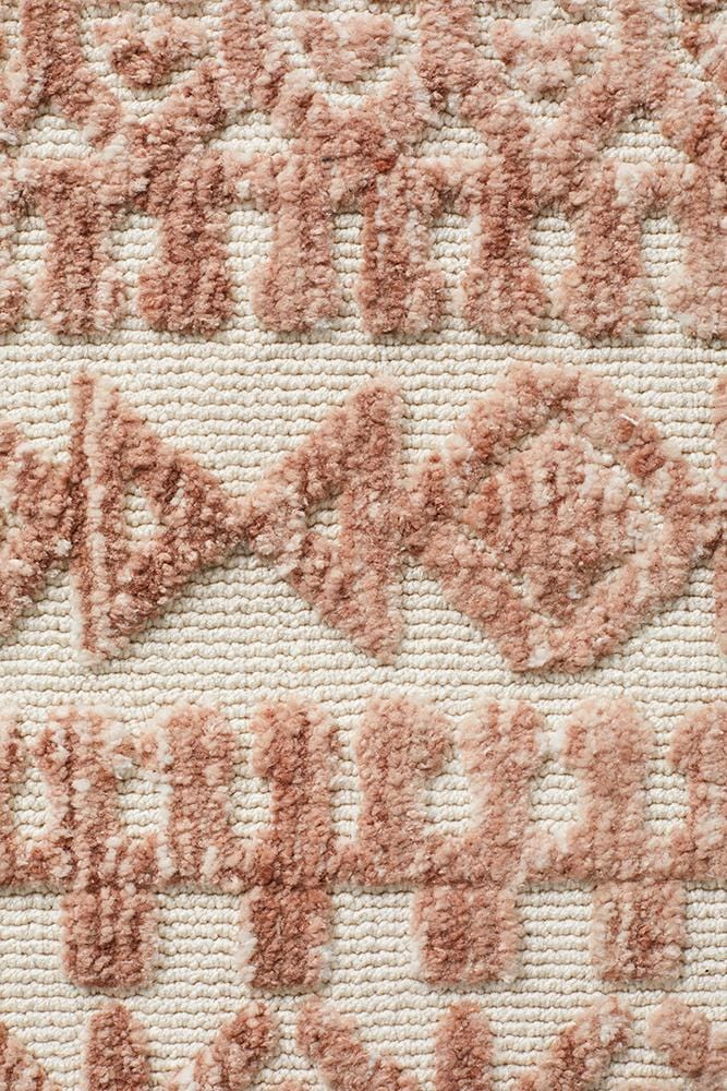 Rug Culture Levi 363 Peach - Cheapest Rugs Online