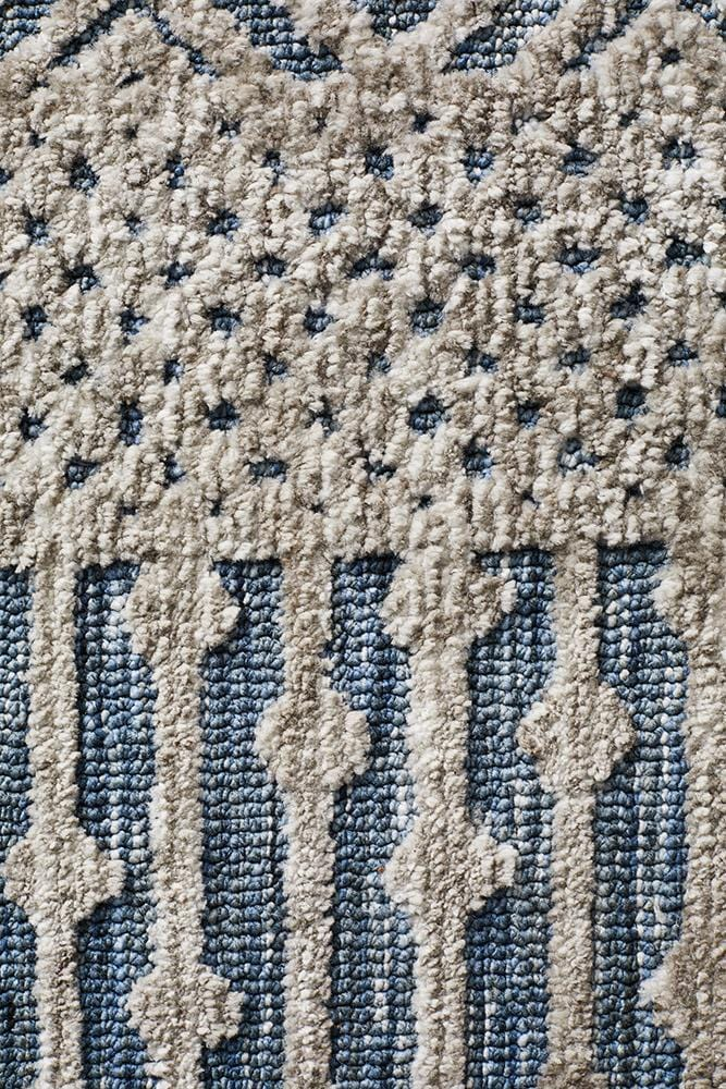 Levi in Charcoal - Cheapest Rugs Online