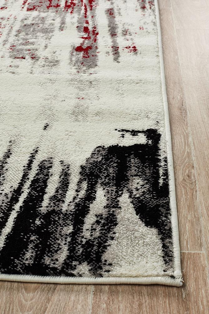 Meti In Canvas Rust Cheapest Rugs Online