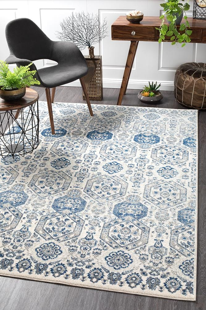 Mirage Grey Heritage Rug