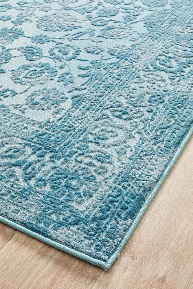Opulence Marion Blue Rug - Cheapest Rugs Online