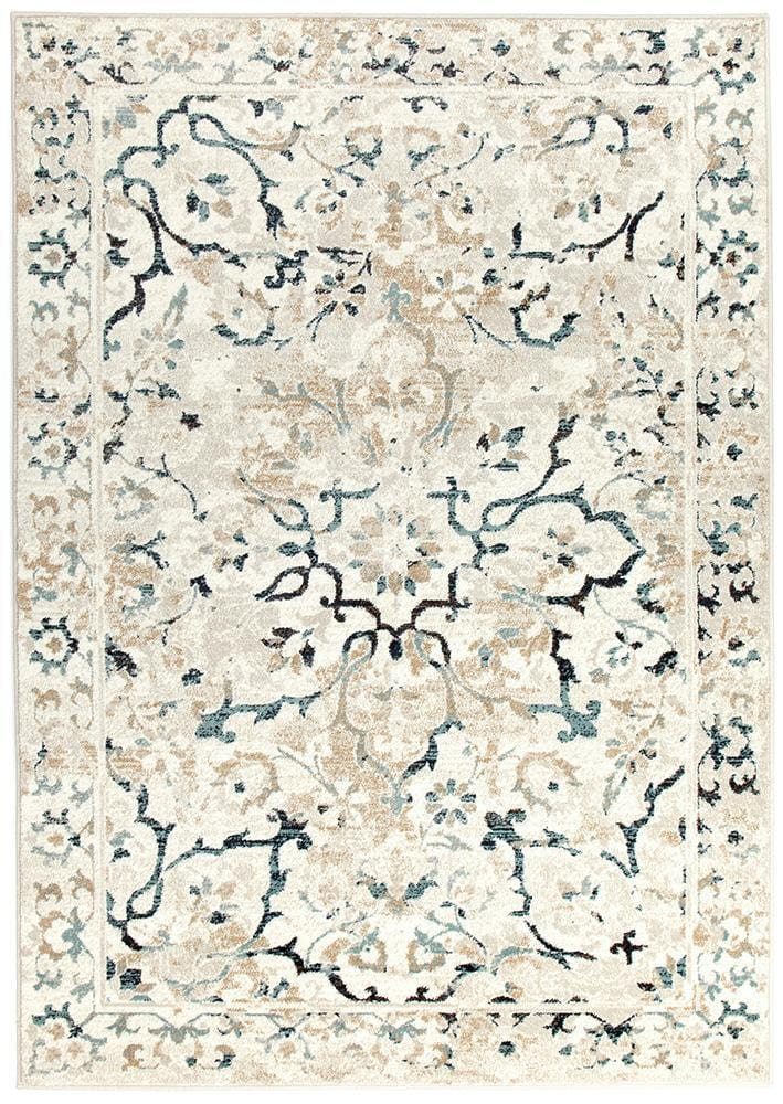 Oxford Mayfair Stem Bone Rug