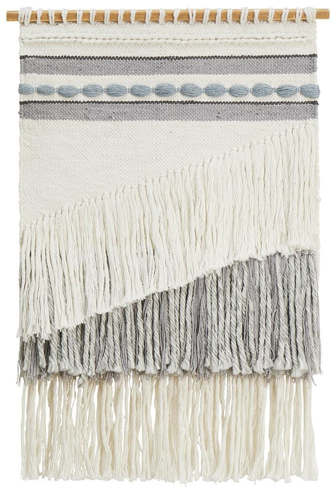 Multi Layer Grey Wall Hanging