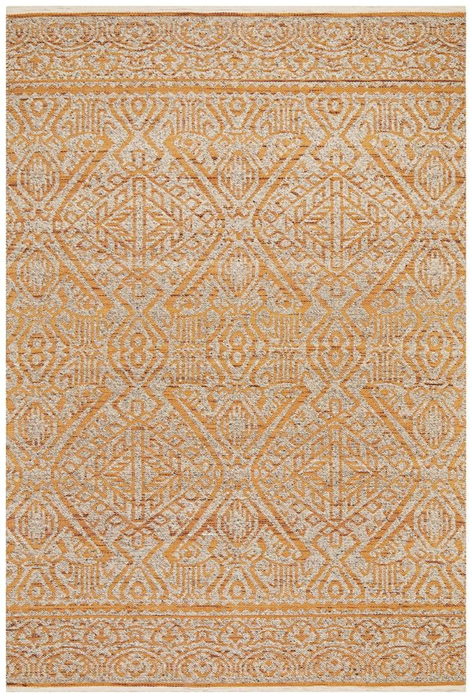 Relic Reuben Rust Natural Rug - Cheapest Rugs Online