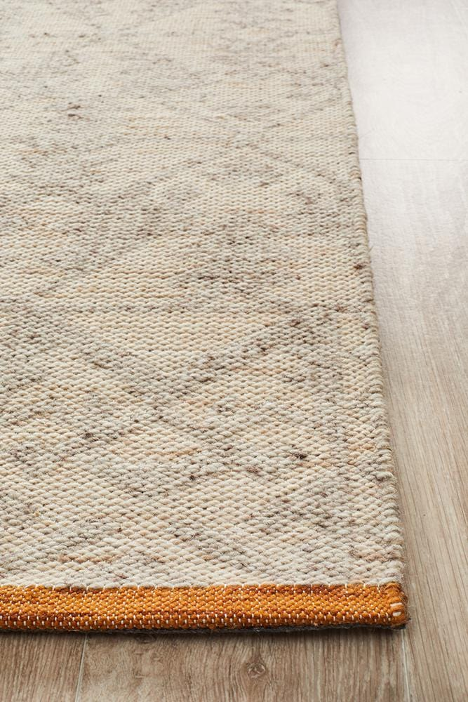 Relic Louis Natural Rust Rug - Cheapest Rugs Online