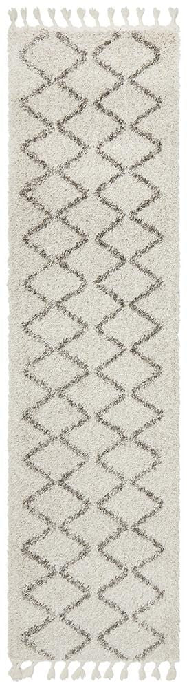Rocca Runner Rug No.11 in Natural