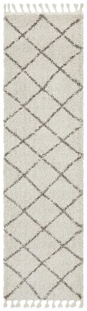Rocca Runner Rug No.22 in Natural