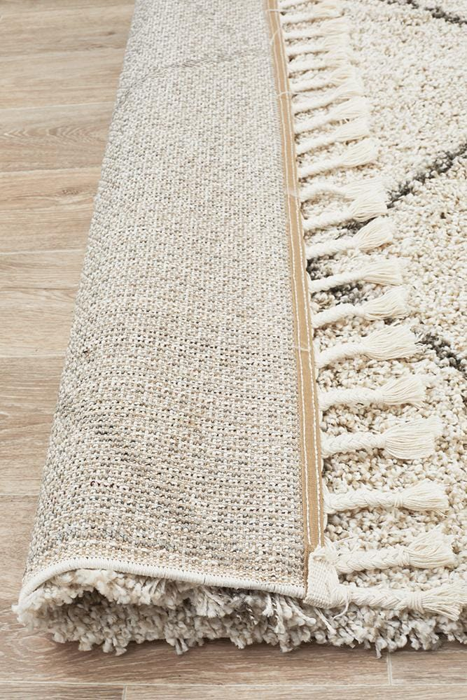 Rocca No.22 in Natural (Available in Rug & Runner Rug)