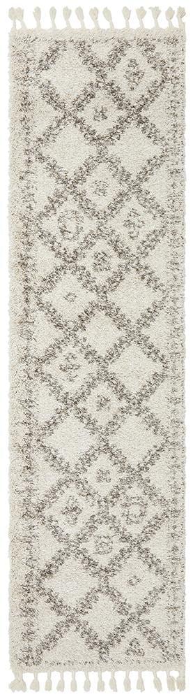 Rocca Runner Rug No.33 in Natural