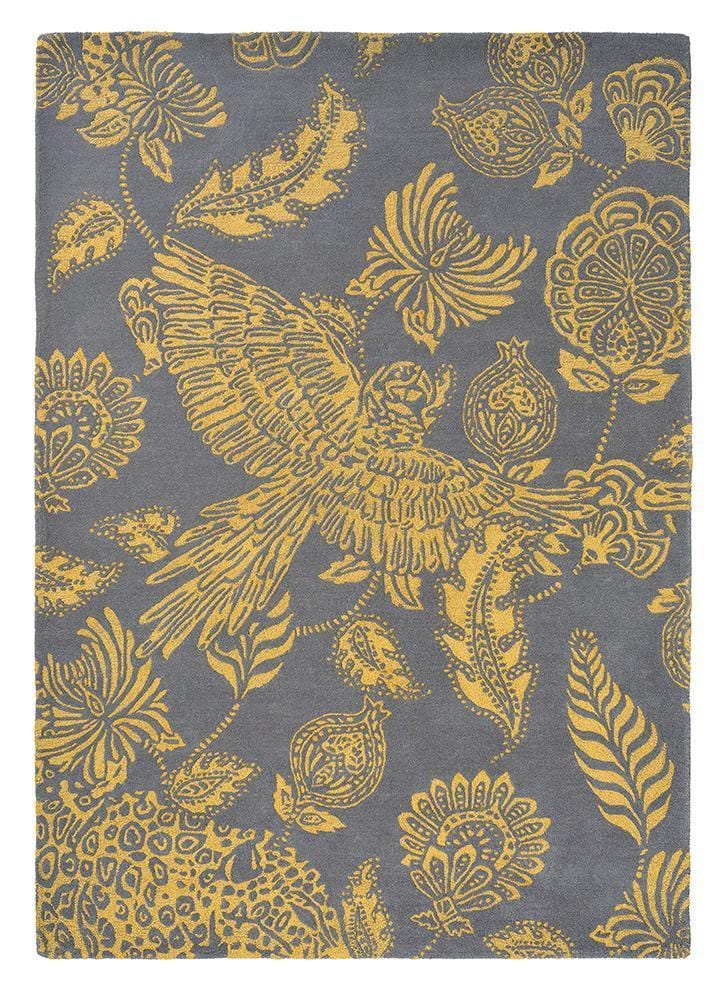 Ted Baker Loran Rug No.56306 in Yellow
