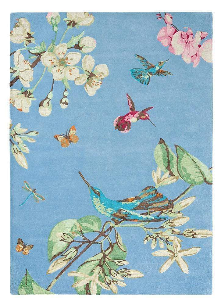 Wedgwood Hummingbird in Baby Blue : 37808