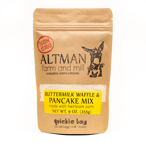 Heirloom Buttermilk Pancake and Waffle Mix