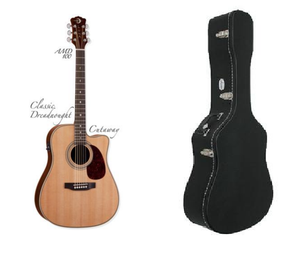 All Acoustic Guitars & Amp (40% OFF)