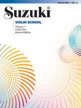 Suzuki Violin Part, Volume 6 (Revised) - Music Creators Online