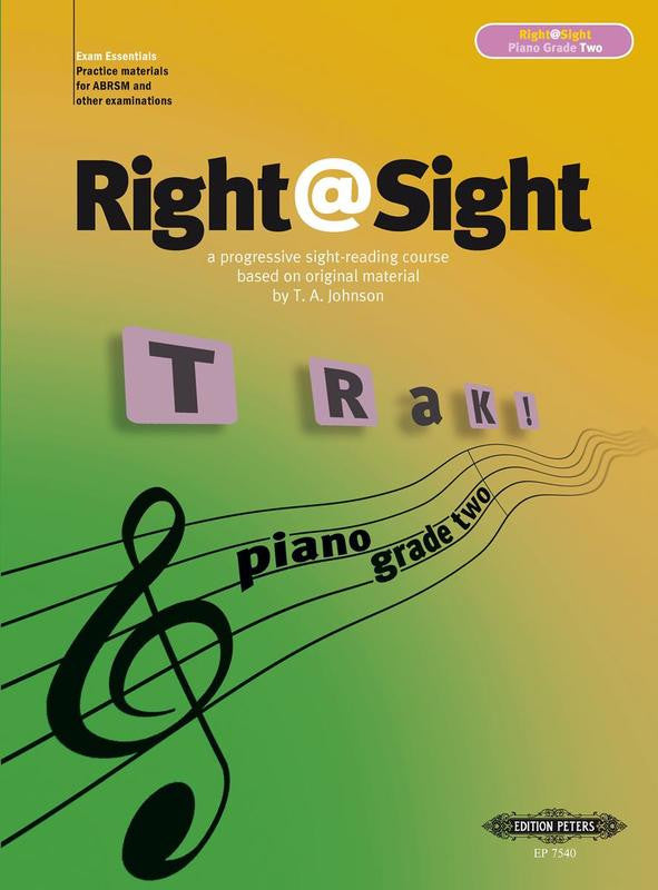 Right@Sight Piano Grade Two - Music Creators Online