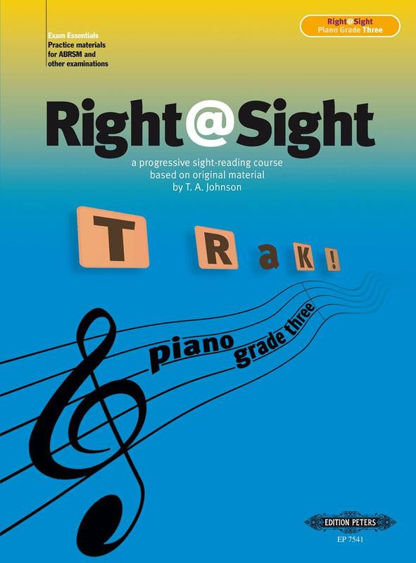 Right@Sight Piano Grade Three - Music Creators Online