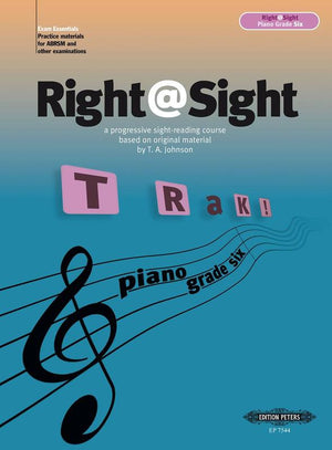 Right@Sight Piano Grade Six - Music Creators Online