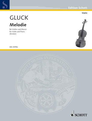 Gluck- Melodie for VLN/ PN - Music Creators Online