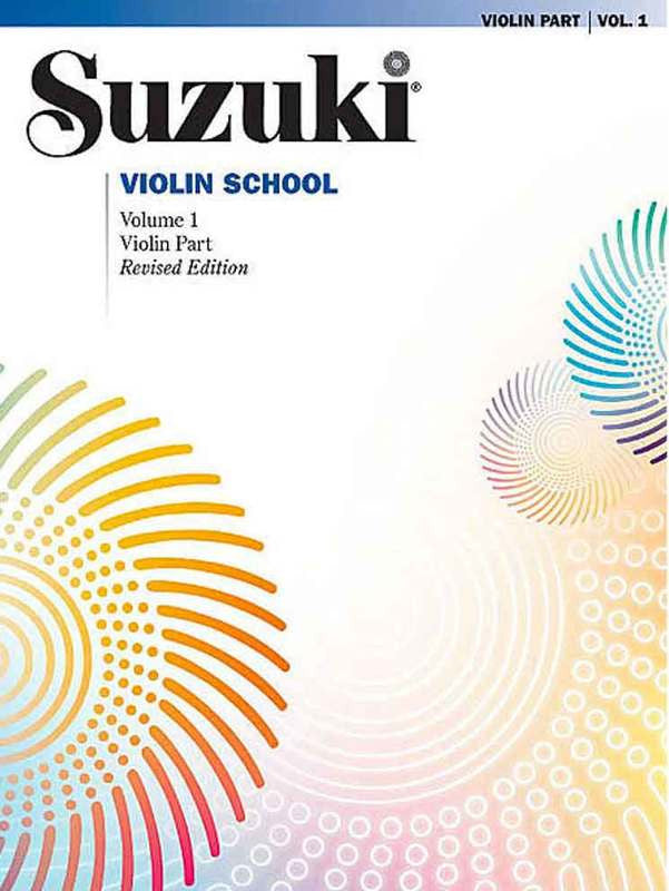 Suzuki Violin Part, Volume 1 (Revised) - Music Creators Online