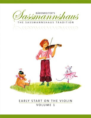 Early Start on the Violin, Volume 1 - Music Creators Online
