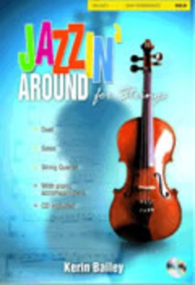 Jazzin' Around for Strings Volume 1 - Music Creators Online
