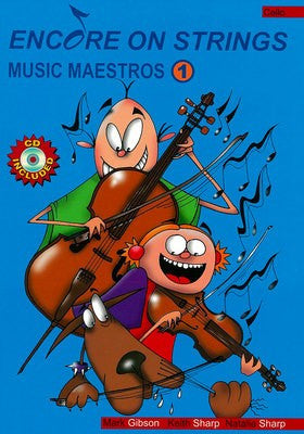 Encore On Strings - Music Maestros 1 Cello / CD - Music Creators Online