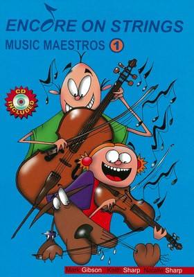 Encore On Strings - Music Maestros 1 Double Bass/ CD - Music Creators Online