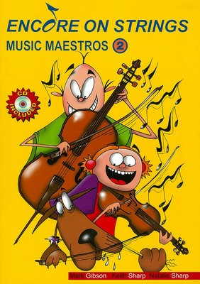 Encore On Strings - Music Maestros 2 Double Bass/ CD - Music Creators Online