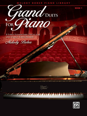 Grand Duets for Piano, Book 1 - Music Creators Online