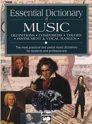 Essential Dictionary of Music - Music Creators Online