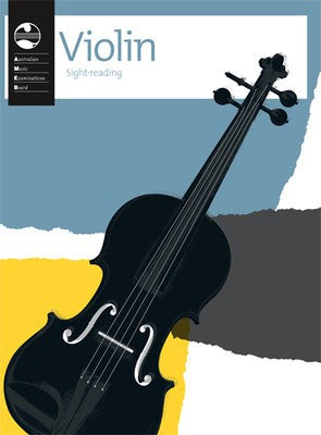 AMEB Violin Sight Reading- 2011 Edition - Music Creators Online