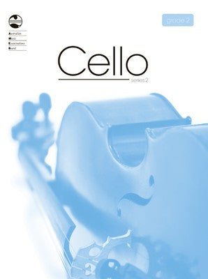 AMEB Cello Series 2- Gr 2 - Music Creators Online