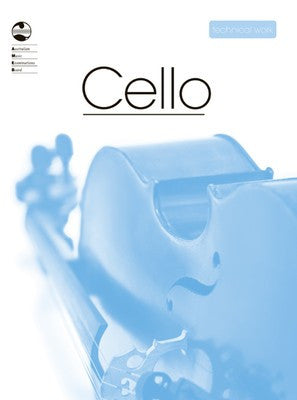 AMEB Cello Technical Workbook- 2009 edition - Music Creators Online