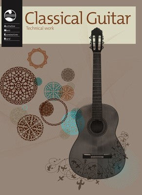 AMEB Classical Guitar - Technical Workbook - Music Creators Online