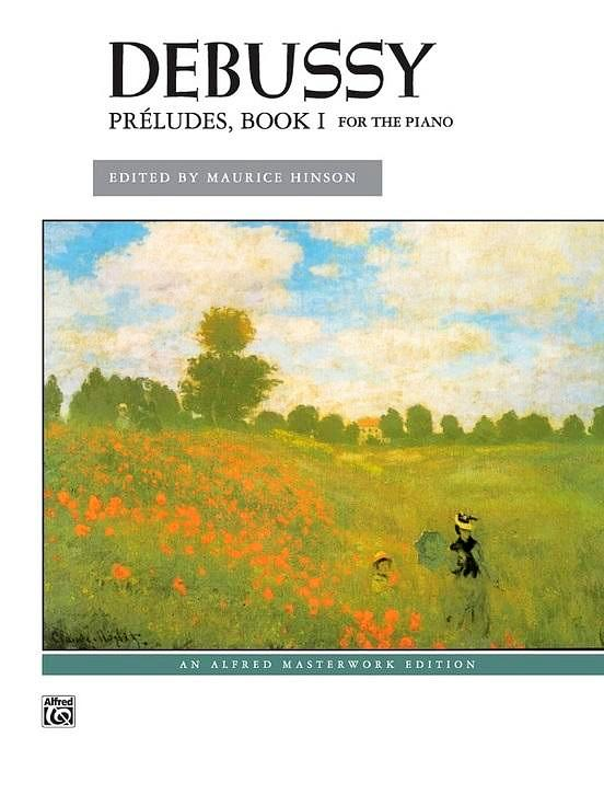 Debussy- Preludes, Book 1