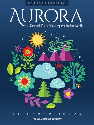 Aurora 5 for Piano Solos - Music Creators Online