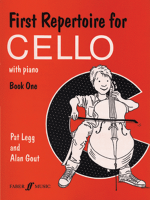 First Repertoire for Cello Book 1 - Music Creators Online