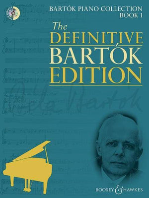 Bartók Piano Collection Book 1 - Music Creators Online