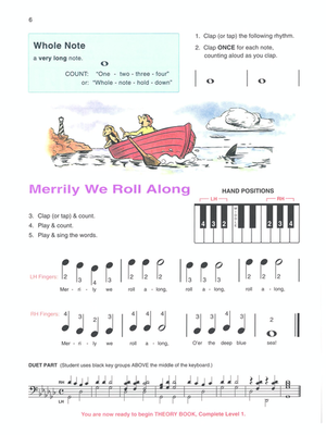 Alfred's Basic Piano Library: Lesson Book Complete Level 1 - Music Creators Online