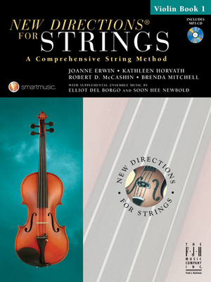 New Directions For Strings, Violin Book 1 - Music Creators Online