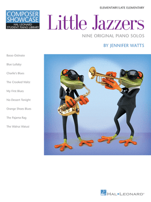 Little Jazzers - HLSPL Composer Showcase Series - Music Creators Online