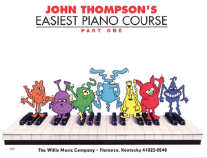 John Thompson's Easiest Piano Course - Part 1 - Music Creators Online