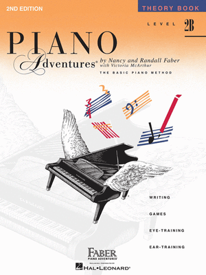 Piano Adventures Level 2B - Theory Book - Music Creators Online