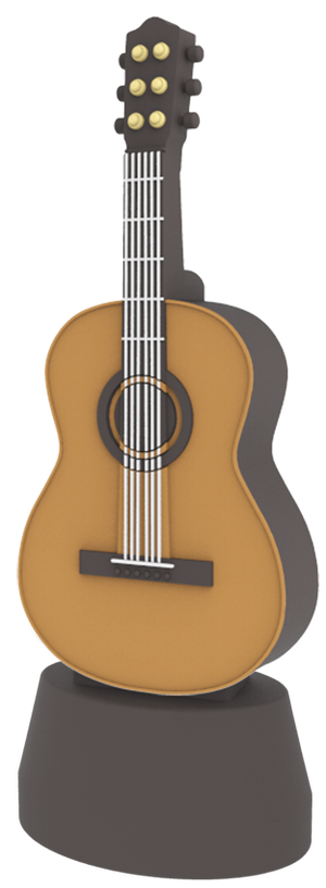 Acoustic Guitar USB Drive (8GB)