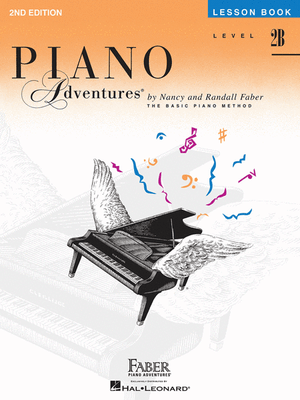 Piano Adventures: Lesson Book 2B - Music Creators Online